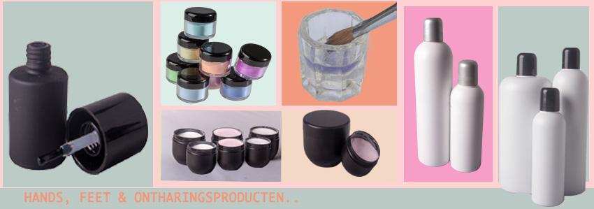 Acryl nagelproducten