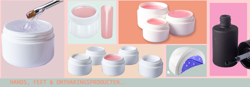Gel nagelproducten