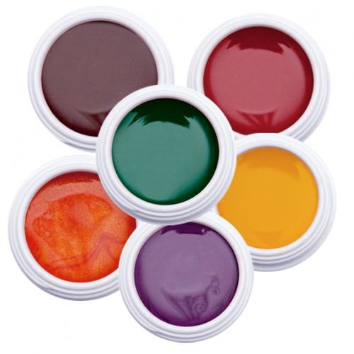 3-d Color gel