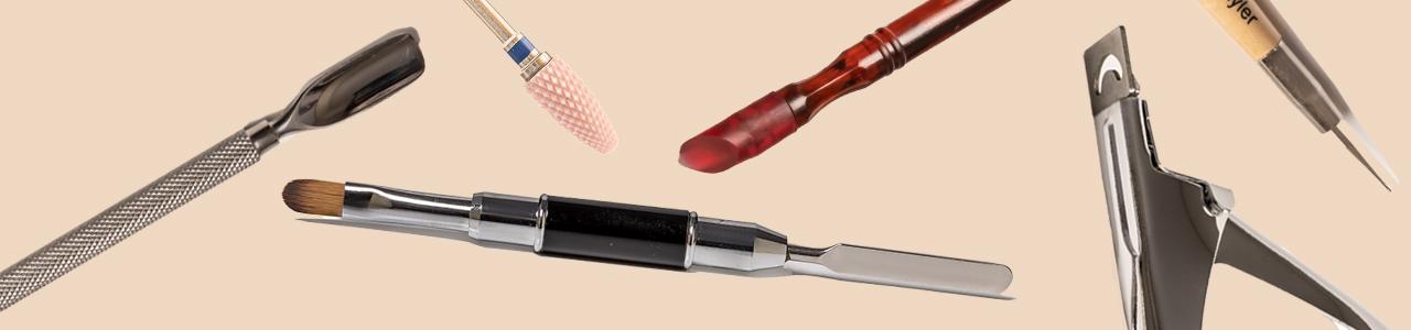 Nagelproducten Instrumenten