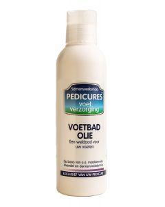 Sw pedicure Voetbadolie Frm: 150 ml